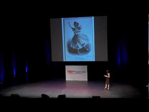 TedxNashville - Jennifer Homans, Ph.D. - Apollo's Angels: Why Ballet Matters