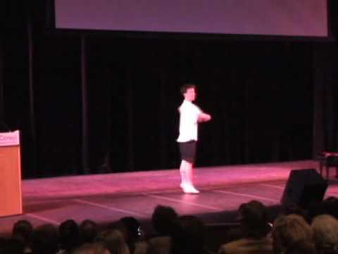 TEDxConejo - Hogan Fulton - 3/27/10