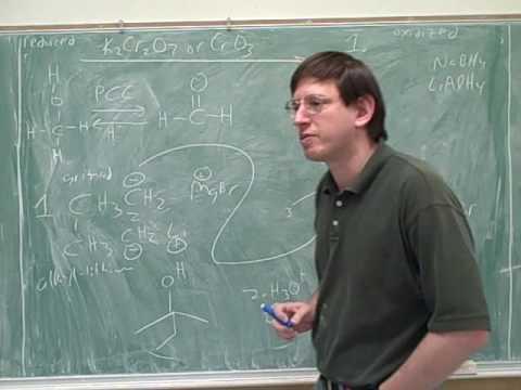 Organic chemistry: Alcohols (9)
