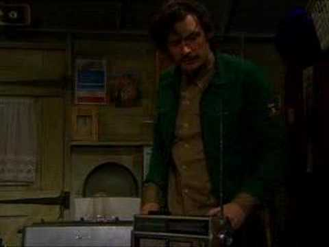 Sound of the wind - The Mighty Boosh - BBC comedy