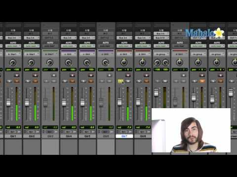 Solo-Mute - Pro Tools 9