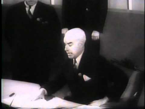 World Charter Signed (1945)