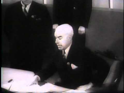World Charter Signed (1945)