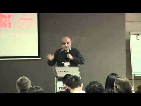 TEDxCluj - Rached Daoud - The past and present of the Romanian cultural and spiritual values