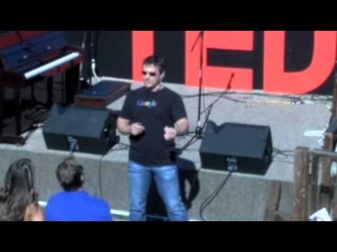 TEDxLaJolla - Brad Barker - Our Secret Halo