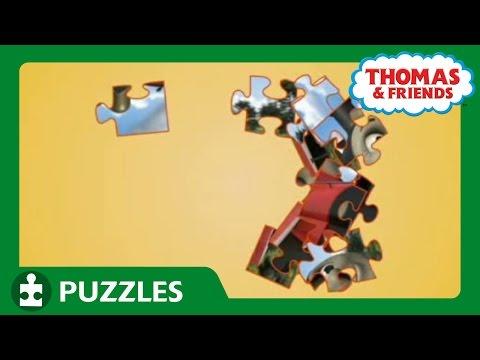 Thomas & Friends: Engine Puzzle # 18