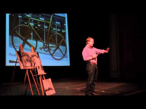 TEDxPhoenixvilleSalon - Lee Stoetzel - Artist's Talk