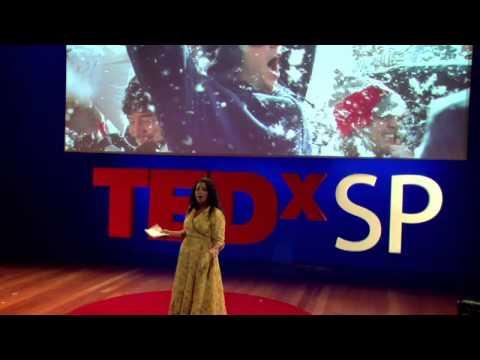 TEDxSaoPaulo - Roberta Faria - 11/14/2009