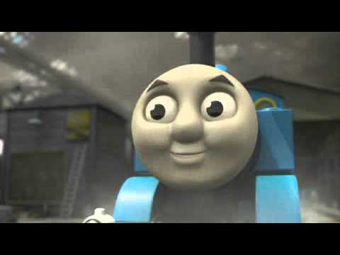 Thomas & Friends Hero of the Rails:  Thomas Surprises Spencer