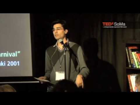 TEDxSoMa - Andrew Mallis - 1/22/10
