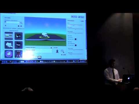 TEDx42ndStreet - Craig Kapp - Storytelling in the 3rd Dimension