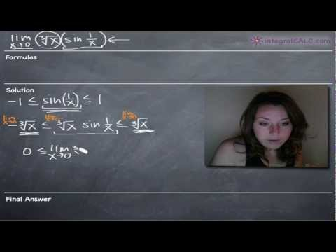 Squeeze Theorem Example 3