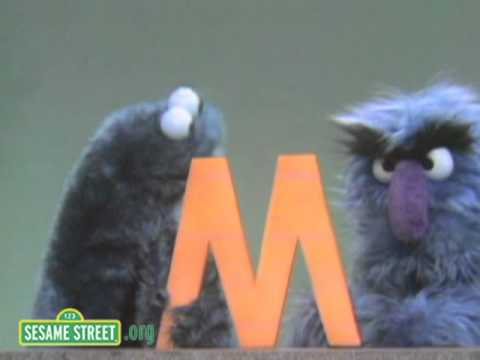 Sesame Street: Letter M Monster Meal