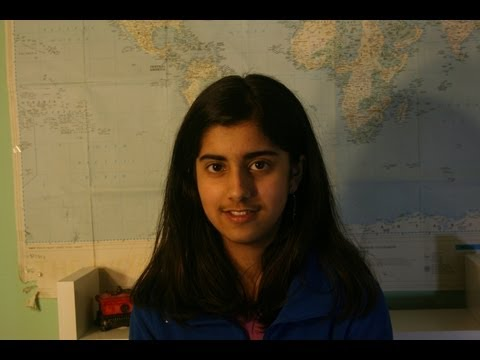 National Geographic Bee 2012 - OR Finalist