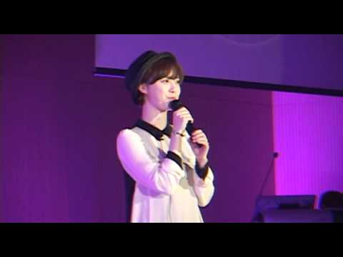TEDxCAU - Hyesun Ku - Inspiration derived from People & Love