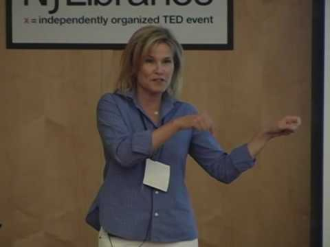 TEDxNJLibraries - Mimi Omiecinski - Building Community with Pi and Chutzpah