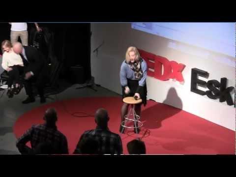 TEDxEskilstuna - Nina Bozic - The Art of an Innovative Mindset