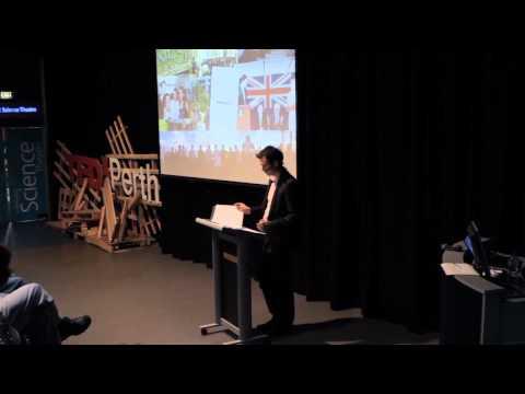 TEDxPerth - Sean Morrison - Future Perth