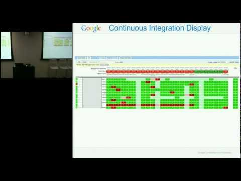 Tools for Continuous Integration at Google Scale