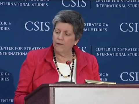 Video Highlight: Statesmen's Forum: Janet Napolitano, U.S. Secretary of Homeland Security