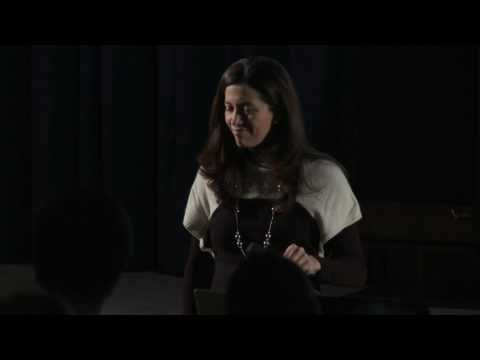 TEDxGeneva - Claudia Gonzalez - Social Media For Social Change