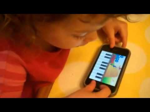 Old MacDonald Piano (iPhone/iPod for kids) Go Graham Go
