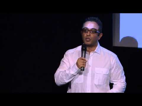 TEDxBradford - Faisal Galaria - Disruption, Scale & Underdogs