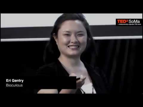 TEDxSoMa - Eri Gentry - Social Med: a new model of community based health research