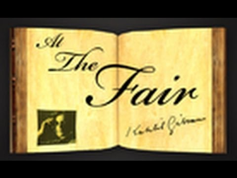 Pearls Of Wisdom - At The Fair by Khalil Gibran - Parable
