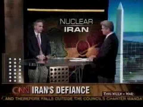 Nuclear Iran - CNN This Week at War