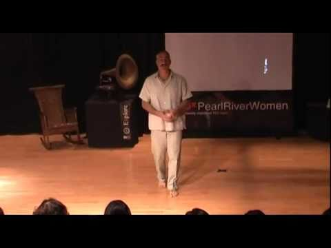 TEDxPearlRiverWomen - Frank Forencich - Motion and play