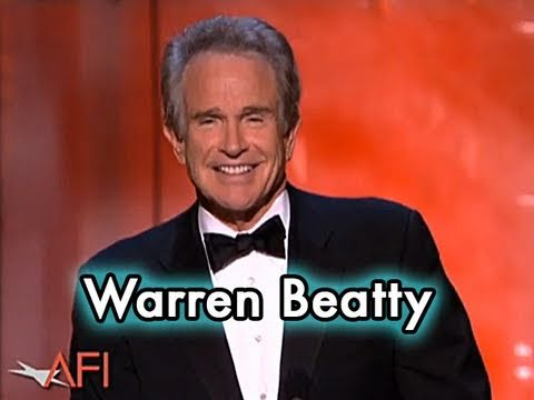 Warren Beatty Accepts the AFI Life Achievement Award in 2008