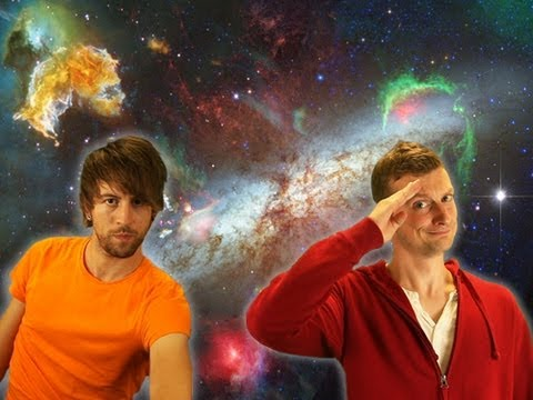 What is Space? YouTube Space Lab with Liam and Brad