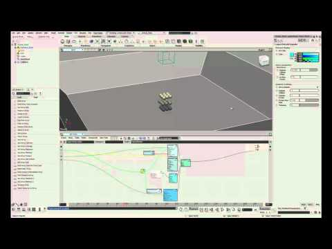 Softimage 2011 Subscription Release : Lagoa Granular Effect