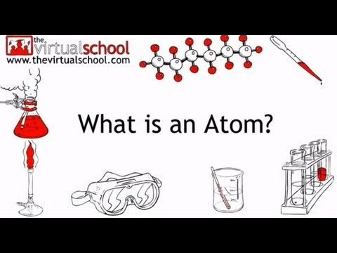 What is an atom? - Chemistry - The Virtual School
