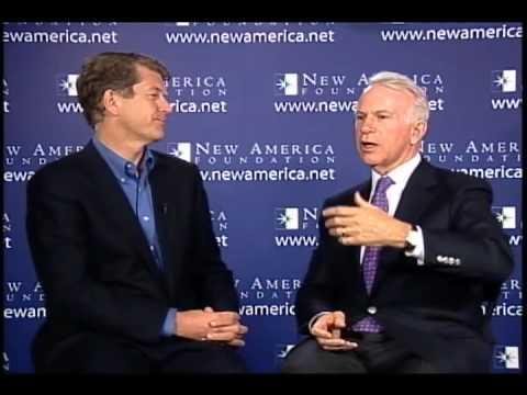 Steve Clemons Interviews James K. Glassman