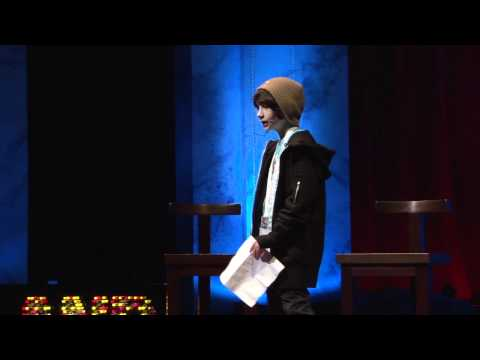 TEDxPortland 2012 - Gavin Davison - The Future of Skateboarding in Portland