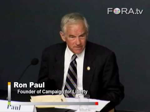 Ron Paul: Who Feels Good About General Motors?