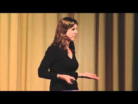 TEDxDePaulU - Katie Redford - What Makes Us Human