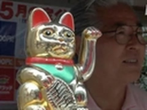The Legend of Maneki Neko | Must Love Cats