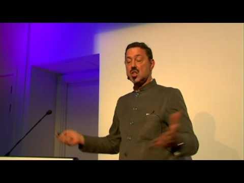 TEDxDublin - Mark Leslie - 11/12/09