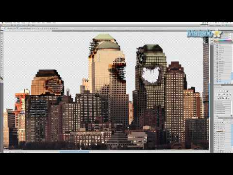 Photoshop Tutorial - Compositing Images