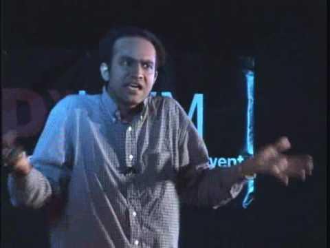 TEDxUVM - Saleem Ali - 07/19/10