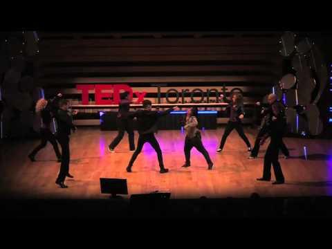 TEDxToronto - Dr. Draw & Gadfly - Redefining Performance