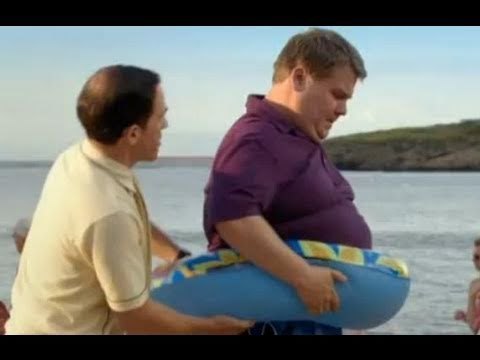 Smithy gets stuck on the beach! - Gavin and Stacey - BBC
