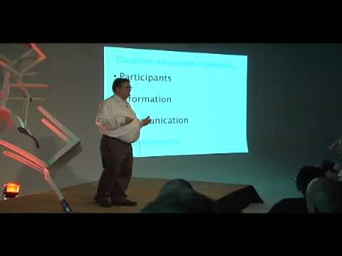 TEDxCreativeCoast - David Frost - Ideas Stimulated by Extreme Events