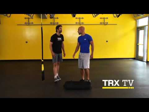 TRX TV: August Training Tip: Week 1