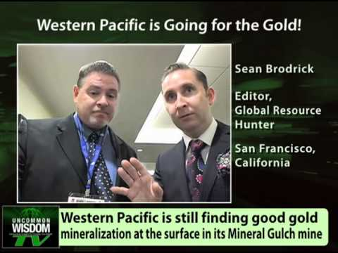 Western Pacific Is Going for the Gold