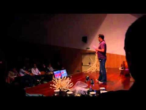 TEDxAveiro - Pedro Krupenski - Poverty is not inevitable