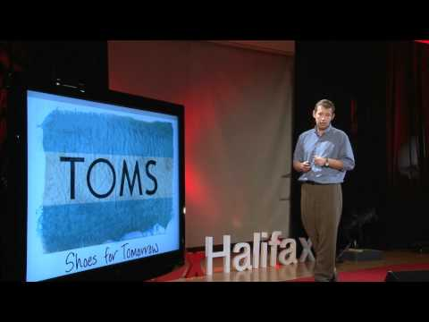 TEDxHalifax - Michael Warren - Profits for Progress